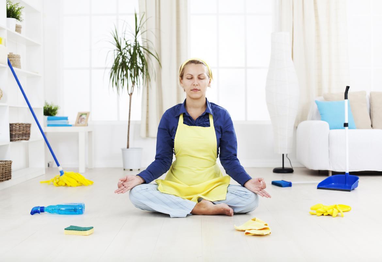 Как убирать в доме согласно правилам фен-шуй